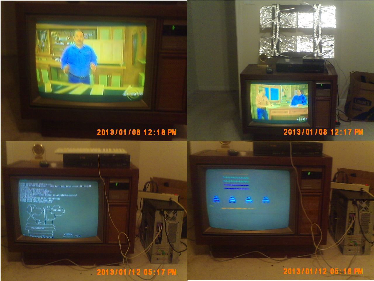 January 2013 Computothought Computer Programcontrolled Circuit Board Recycling Equipment Tv4pic